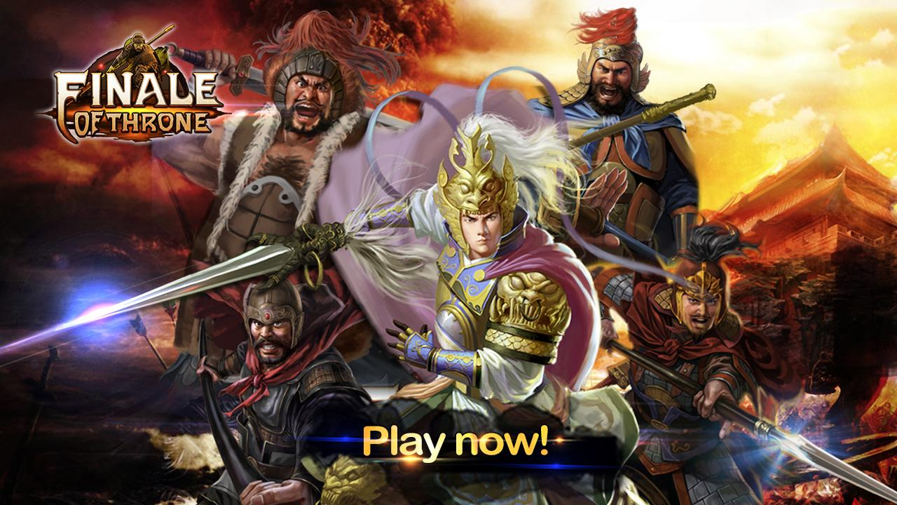 Finale of Throne Gameplay Android