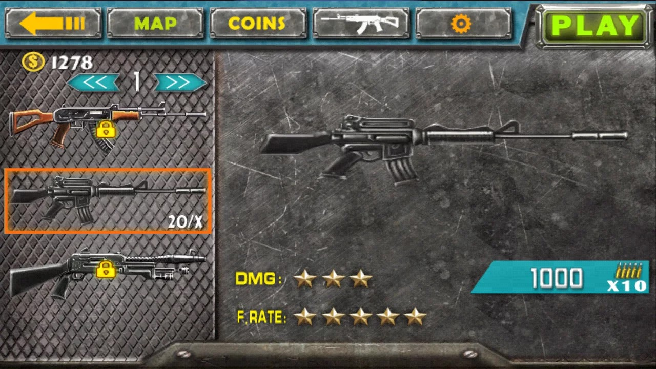 Android Gun Strike 3D Apk resimi