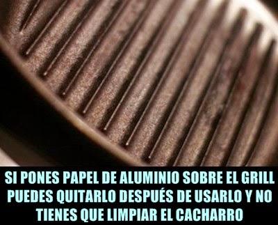 cocinera-consejo-papel-aluminio