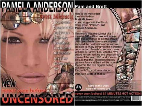 Title: Pamela Anderson Sex Tape Uncensored Pornstars: Pamela Anderson