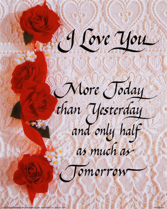 I Love You More Quotes : Love You More Than Words Quotes. QuotesGram