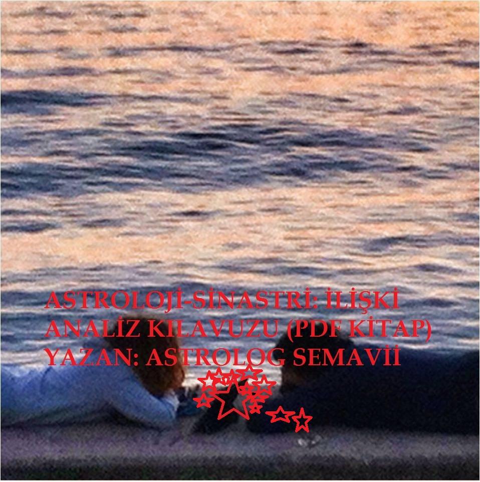 ASTROLOJİ-SİNASTRİ: İLİŞKİLER ANALİZ KILAVUZU PDF-KİTAP