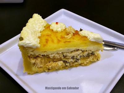 Ganache Doçaria: Torta de Frango