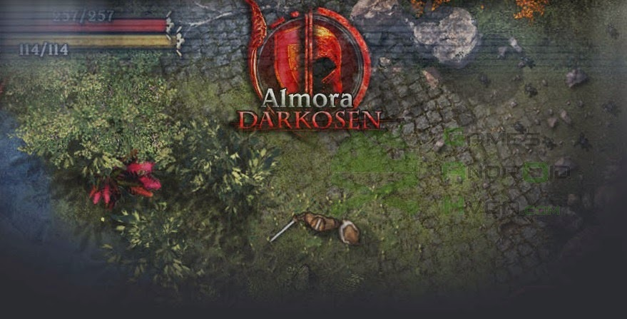 Almora Darkosen RPG (donation) Apk v0.9.82 Full