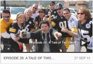 Jim Krenn Raw, Pittsburgh, Steelers