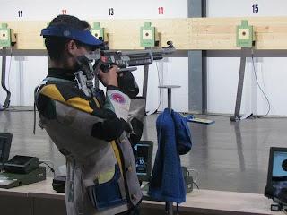 Bruno Heck - Carabina de Ar Olímpica - Tiro Esportivo