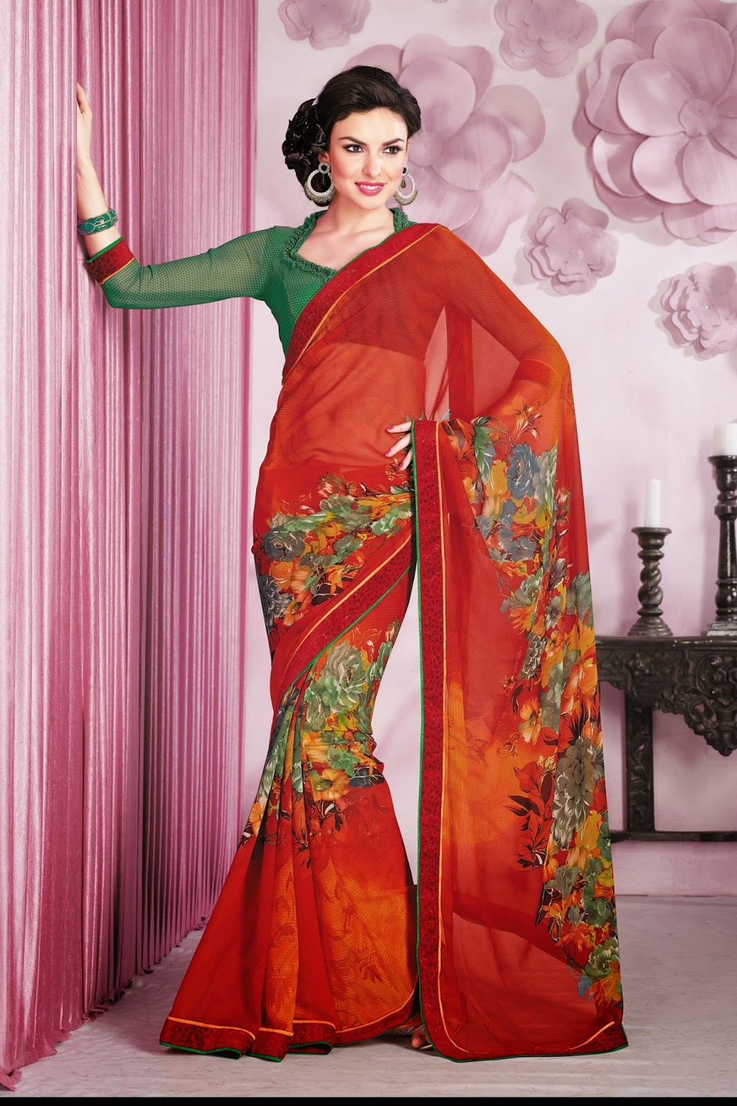RMKV Latest Fancy Sarees
