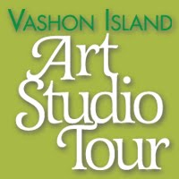 Vashon Island Art Studio Tour Blog