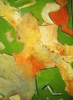 Les peintures d'Agnès Mottelet