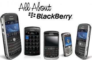 Fakta Tentang BlackBerry