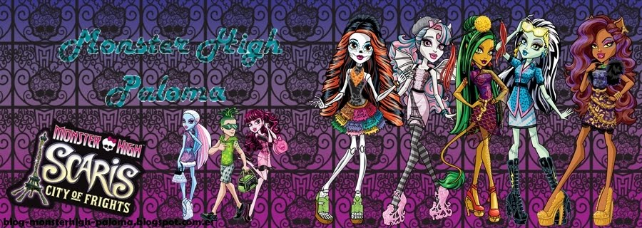 Monster High Paloma
