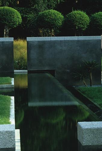 The Garden Water As An Element