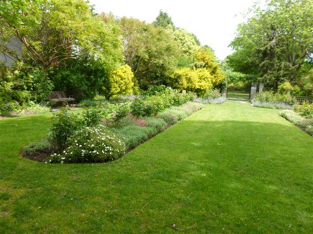 Edmonds factory garden kia kaha christchurch for Landscape gardeners christchurch