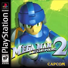 Megaman Legends 2 - PS1 - ISO Download