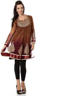 Indian Tunics Indo Western Fashion 2014