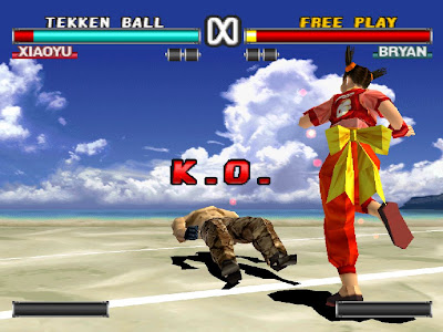 Tekken 3 Screen Shots