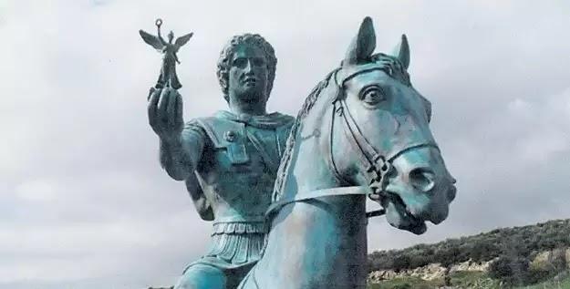 Αποκάλυψη:Τα ευρήματα της Αμφίπολης απεικονίζονται στη σαρκοφάγο του Μ. Αλεξάνδρου