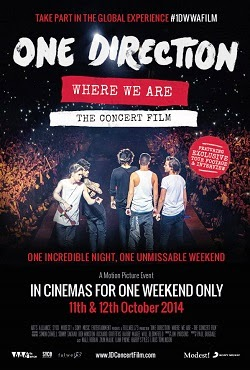 One Direction: Where We Are Concert Film - One Direction: Where We Are Concert Film