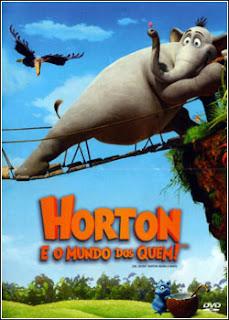 Download - Horton e o Mundo dos Quem DVDRip - AVI - Dual Áudio