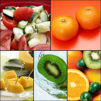 Appetizing Fruits Wallpapers
