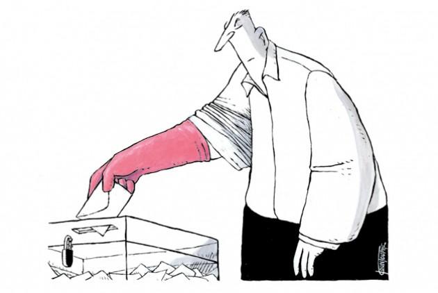 Την Κυριακή 5 Ιουλίου 2015 ψηφίζουμε ΟΧΙ στο πραξικόπημα κατά της ελληνικής δημοκρατίας