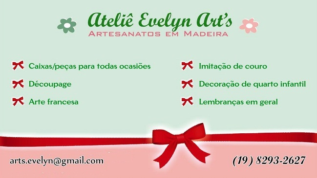 Ateliê Evelyn Art's