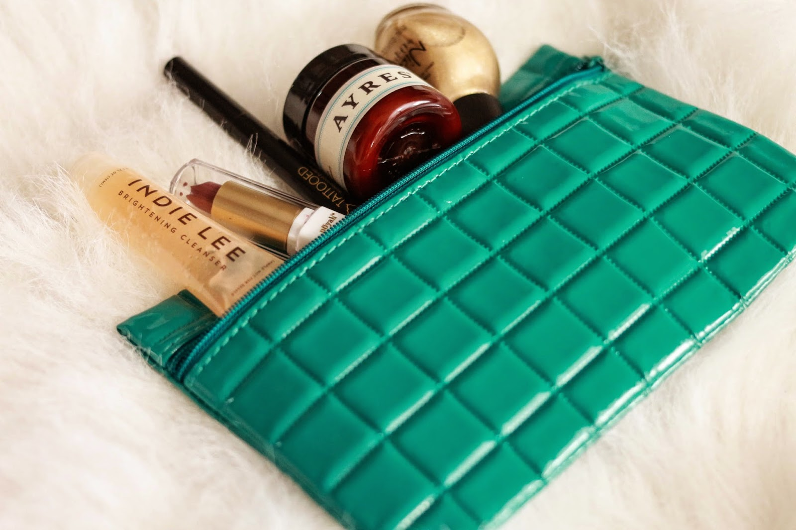 October 2014 Ipsy Glam Bag
