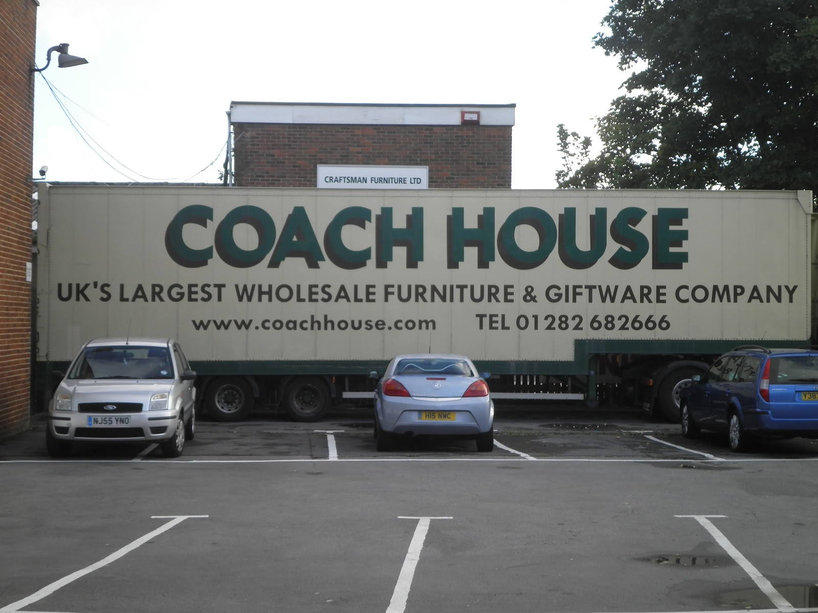 Coach House Furniture Arrives At Homewood