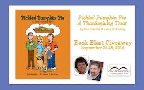 Pickled Pumpkin Pie - 28 September