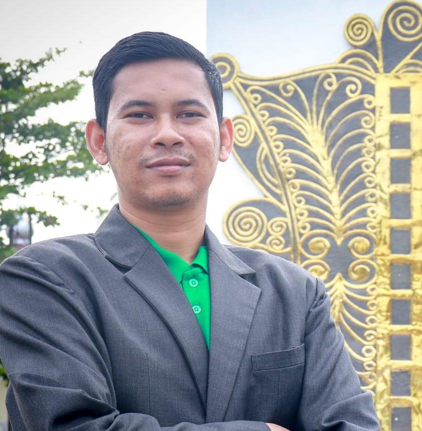 Yusran Ibrahim, S.Pi., M.Si