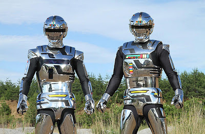 New Space Sheriff Gavan Revealed