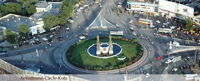 Aerodrome Circle in Kota