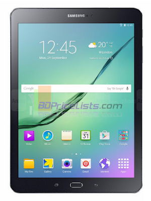 Samsung Galaxy Tab S2 9.7-inch Full Specification And Price In Bangladesh