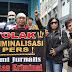 Digeruduk Ratusan Wartawan Dewan Pers Tak Punya Nyali