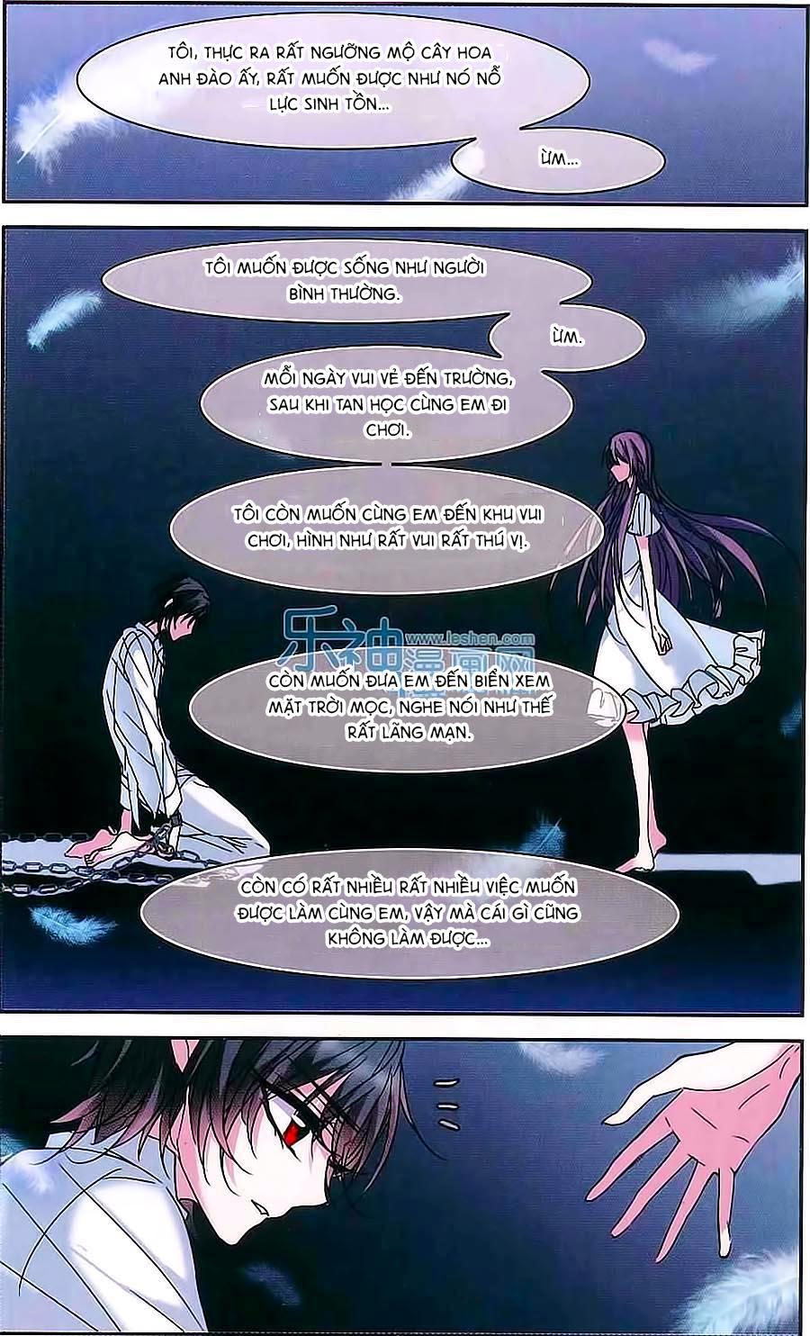 Huyết Tộc Cấm Vực chap 71 page 21 - IZTruyenTranh.com