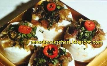 Cara Membuat Kue Talam Ebi