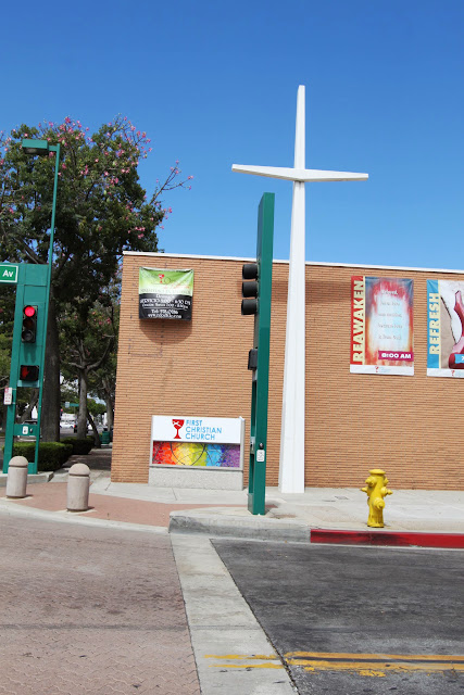 First Christian Church Fullerton CA
