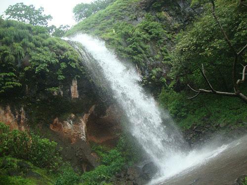 Pune mumbai water falls