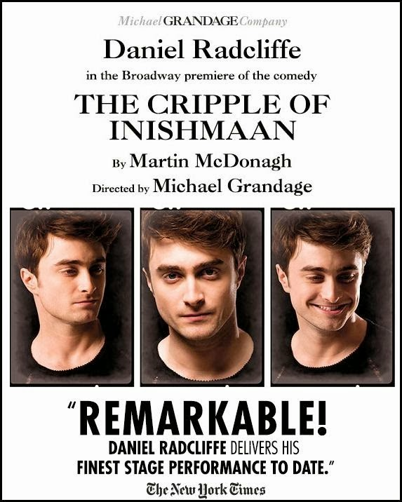 CONTEST! Enter to WIN tickets to The Cripple of Inishmaan!
