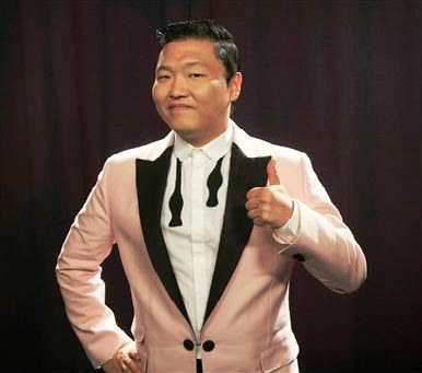 Psy Korea Olympics