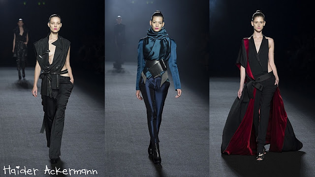 Colombiamoda 2013; Two Sisters; Haider Ackermann