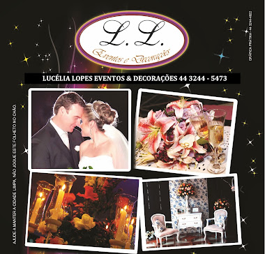 L.L Eventos e Decorações