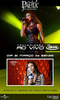 paulete Download   Paula Fernandes Ao Vivo no Multishow   HDTV + RMVB (2012)