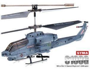 Syma S108G RC Helicopter picture