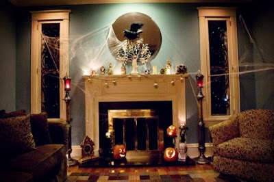 Jt Jantom How To Decorate Your House For Halloween