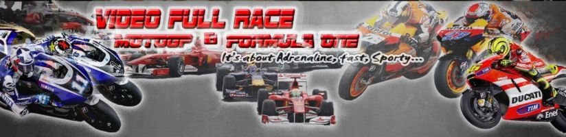 Blog Video Full Race Formula One