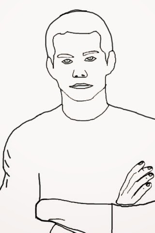 dylan coloring pages - photo#38