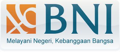 Penambahan Rekening BNI untuk Deposit ThalitaPulsa.com