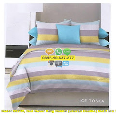 Harga Bed Cover King Rabbit (ukuran Double) Motif Ice To Jual