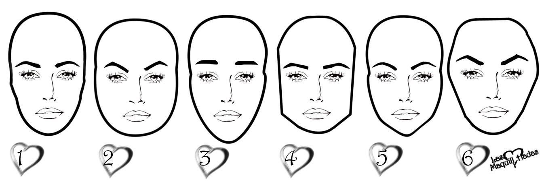 Gu a como dar forma a tus cejas eyebrow shaping for Cejas para cara ovalada
